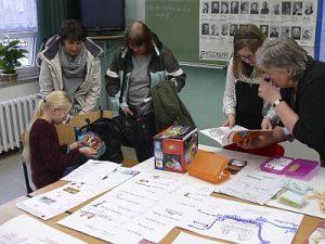 Tag der offenen Tuer an der Oderbruch Oberschule Neutrebbin