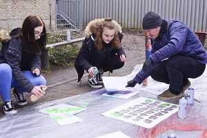 Aktionstag an der Oderbruch-Oberschule Neutrebbin