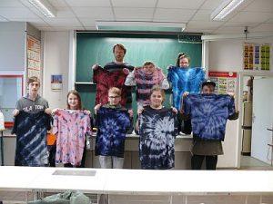 Aktionstag 2019 Textilfärben 2 HP