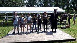 1. gemeinsames buntes Fest SZ Neutrebbin Theaterstück HP