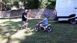 1. gemeinsames buntes Fest des SZ Neutrebbin Minibikes HP