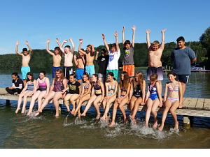 Schwimmlager Klasse 7 17.08. - 21.08.2020 HP
