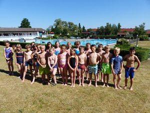 Schwimmlager Klasse 3 2 HP